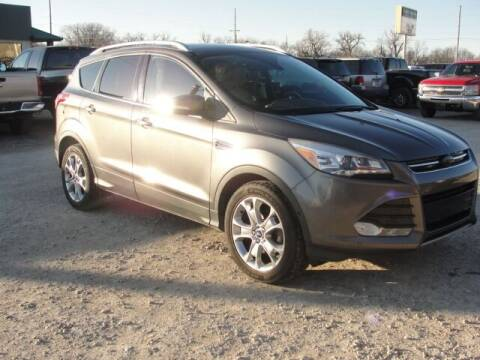 2014 Ford Escape for sale at Frieling Auto Sales in Manhattan KS