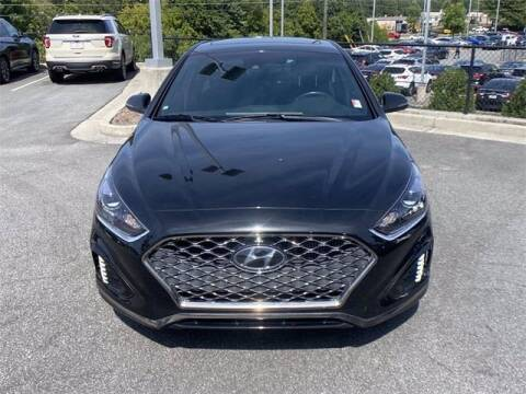 2018 Hyundai Sonata for sale at CU Carfinders in Norcross GA