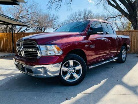 2014 RAM Ram Pickup 1500 for sale at DFW Auto Provider in Haltom City TX