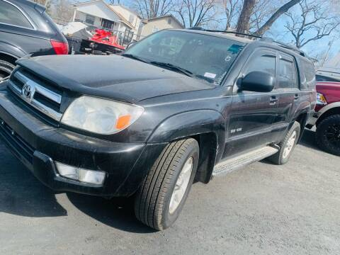 2005 Toyota 4Runner for sale at Capital Mo Auto Finance in Kansas City MO