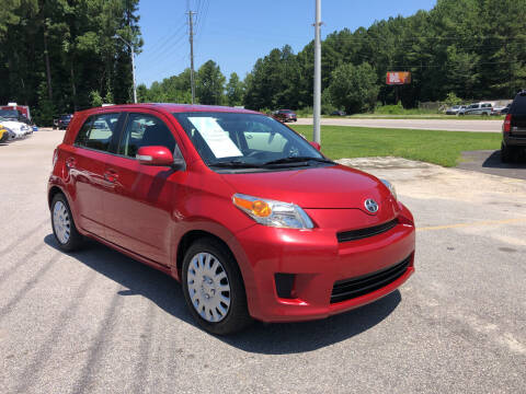 2009 Scion xD for sale at Galaxy Auto Sale in Fuquay Varina NC