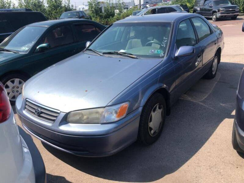2000 Toyota Camry for sale at Jeffrey's Auto World Llc in Rockledge PA