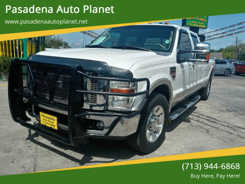 2010 Ford F-250 Super Duty for sale at Pasadena Auto Planet in Houston TX