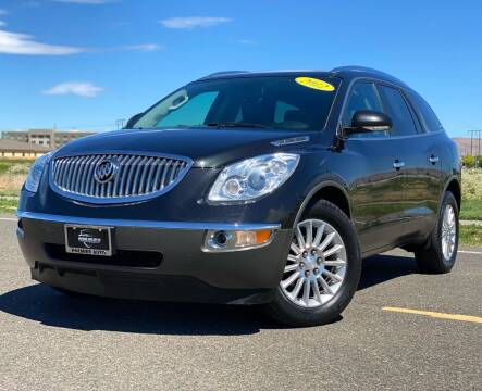 2012 Buick Enclave for sale at Premier Auto Group in Union Gap WA