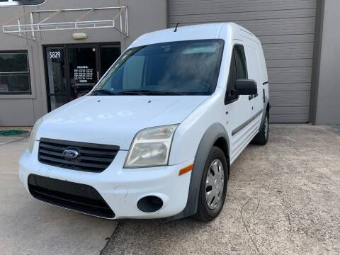 2010 Ford Transit Connect for sale at PARK PLACE AUTO SALES in Houston TX