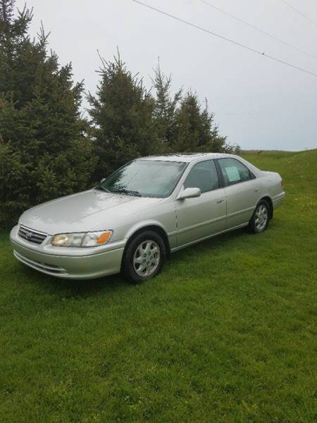 2001 Toyota Camry for sale at Country Auto LLC in Plymouth WI