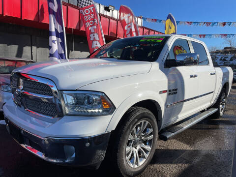 2015 RAM Ram Pickup 1500 for sale at Duke City Auto LLC in Gallup NM