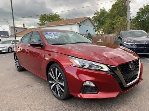 2019 Nissan Altima for sale at A 1 Motors in Monroe MI