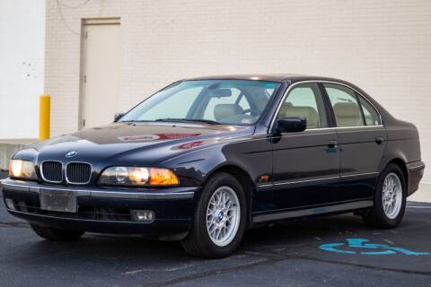 2000 BMW 5 Series for sale at Carland Auto Sales INC. in Portsmouth VA