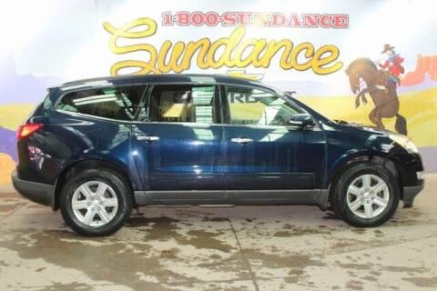 2011 Chevrolet Traverse for sale at Sundance Chevrolet in Grand Ledge MI