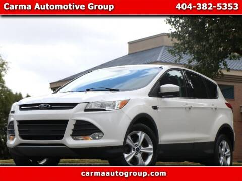 2014 Ford Escape for sale at Carma Auto Group in Duluth GA