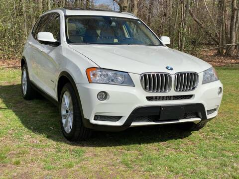 2013 BMW X3 for sale at Choice Motor Car in Plainville CT