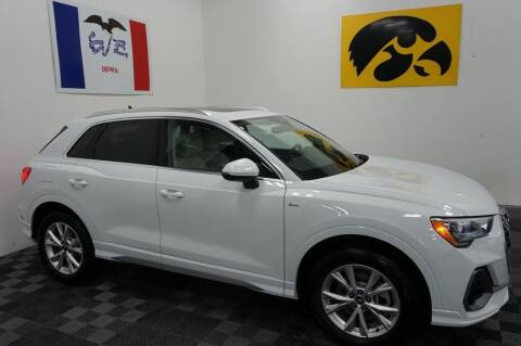 2021 Audi Q3 for sale at Carousel Auto Group in Iowa City IA