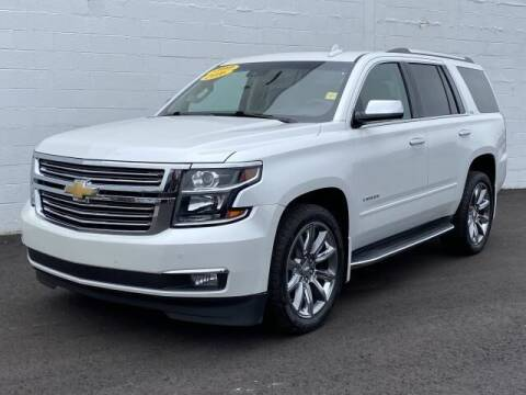 2016 Chevrolet Tahoe for sale at TEAM ONE CHEVROLET BUICK GMC in Charlotte MI