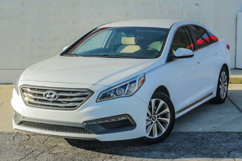 2017 Hyundai Sonata for sale at Cannon and Graves Auto Sales in Newberry SC