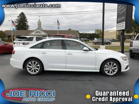 2017 Audi A6 for sale at Mr Intellectual Cars in Shelby Township MI
