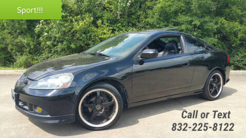 2006 Acura RSX for sale at Houston Auto Preowned in Houston TX