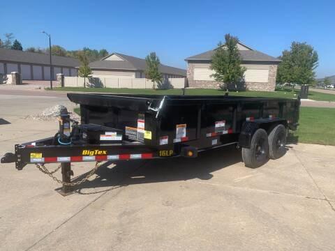 2022 Big Tex 16LP-16 Dump Box 17.6k #3046