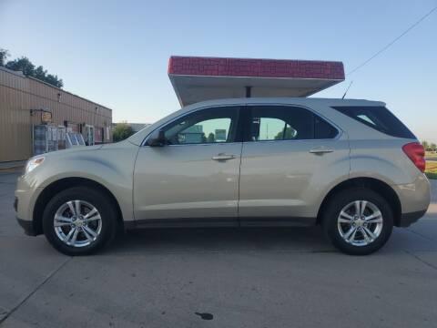 2011 Chevrolet Equinox for sale at Dakota Auto Inc. in Dakota City NE