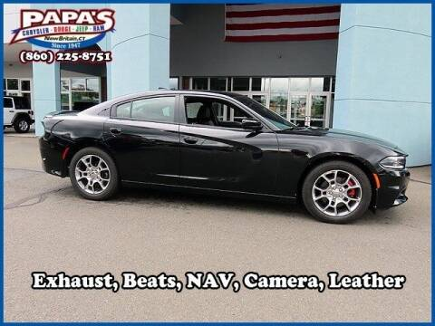 2015 Dodge Charger for sale at Papas Chrysler Dodge Jeep Ram in New Britain CT