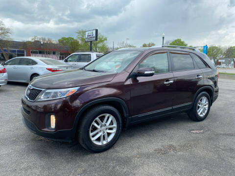 2014 Kia Sorento for sale at BWK of Columbia in Columbia SC