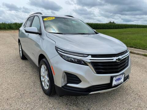 2022 Chevrolet Equinox for sale at Alan Browne Chevy in Genoa IL