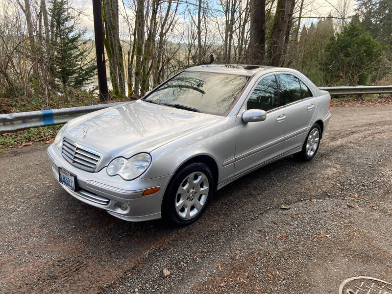 2006 Mercedes-Benz C-Class for sale at Maharaja Motors in Seattle WA