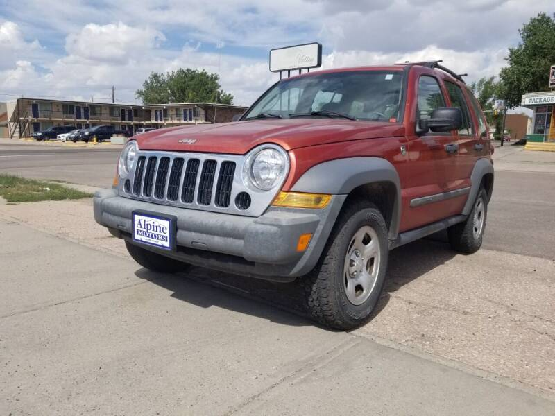 2005 Jeep Liberty for sale in Laramie, WY