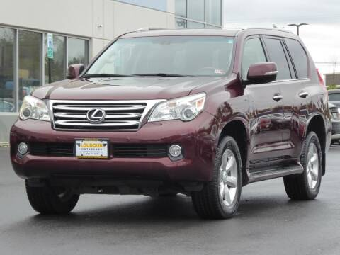 2011 Lexus GX 460 for sale at Loudoun Motor Cars in Chantilly VA