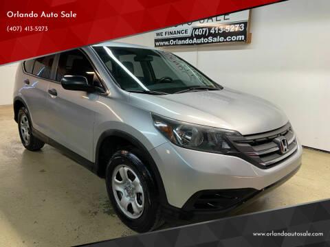 2013 Honda CR-V for sale at Orlando Auto Sale in Orlando FL