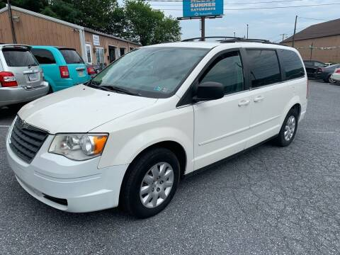 2010 Chrysler Town and Country for sale at YASSE'S AUTO SALES in Steelton PA