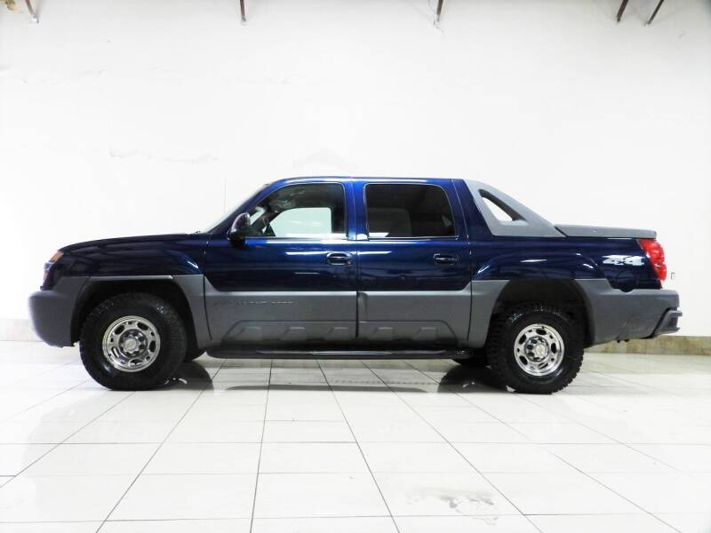 2002 Chevrolet Avalanche 4dr 2500 4WD Crew Cab SB - Houston TX