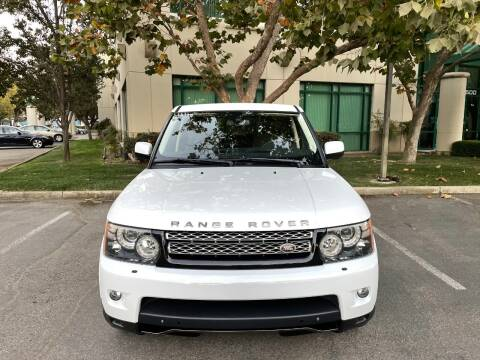 2013 Land Rover Range Rover Sport for sale at Hi5 Auto in Fremont CA