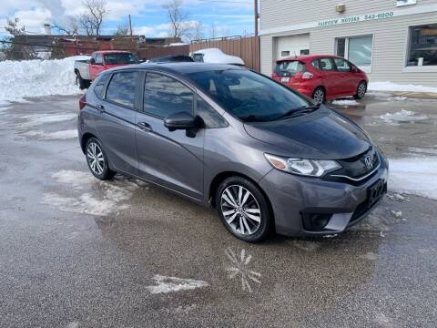 2015 Honda Fit for sale at Fairview Motors in West Allis WI