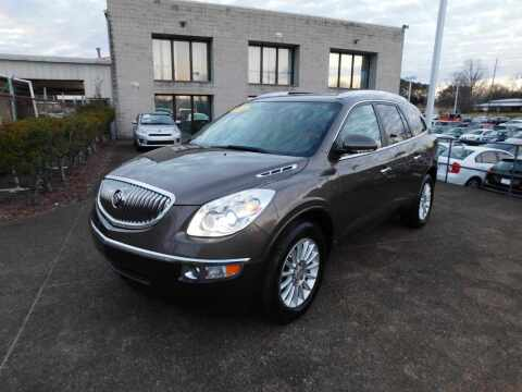 2010 Buick Enclave for sale at Paniagua Auto Mall in Dalton GA