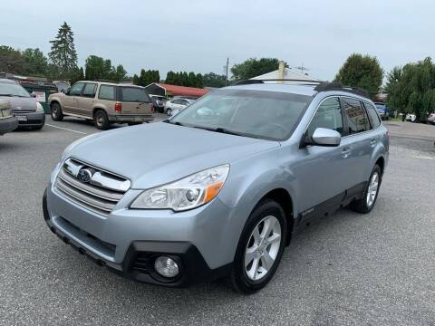 2013 Subaru Outback for sale at Sam's Auto in Akron PA