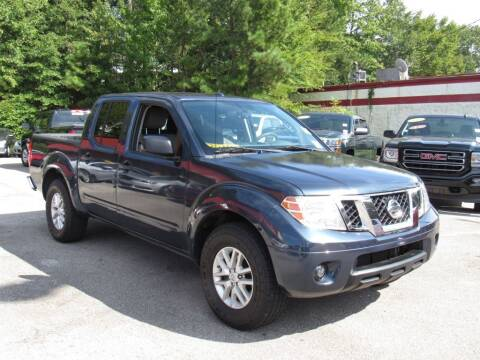 2016 Nissan Frontier for sale at Discount Auto Sales in Pell City AL