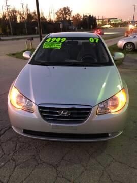 2007 Hyundai Elantra for sale at Wyss Auto in Oak Creek WI