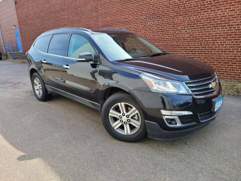 2016 Chevrolet Traverse for sale at Minnesota Auto Sales in Golden Valley MN