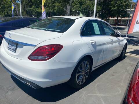 2017 Mercedes-Benz C-Class for sale at San Jose Auto Outlet in San Jose CA