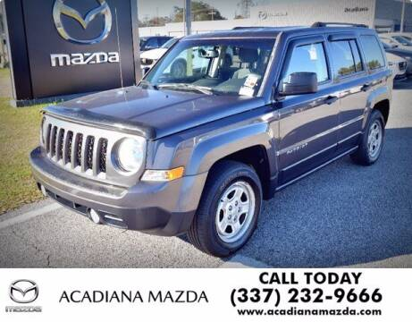2016 Jeep Patriot for sale at Acadiana Automotive Group in Lafayette LA