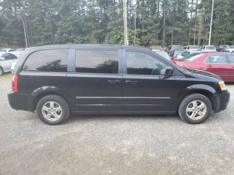 2008 Dodge Grand Caravan for sale at WILSON MOTORS in Spanaway WA