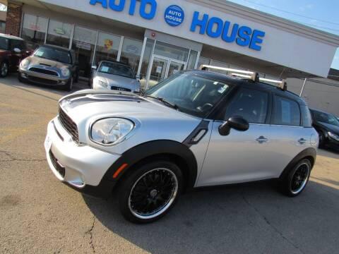 2011 MINI Cooper Countryman for sale at Auto House Motors in Downers Grove IL
