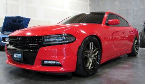 2017 Dodge Charger for sale at Platinum Motors in Portland OR
