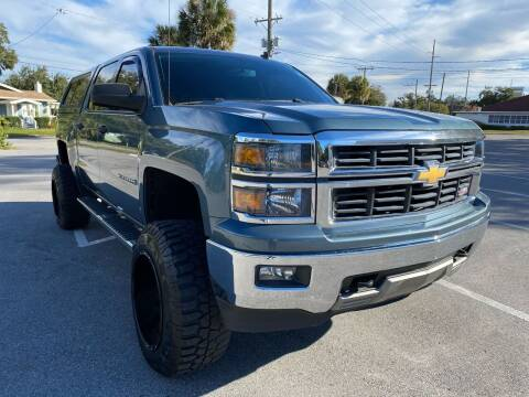 2014 Chevrolet Silverado 1500 for sale at Consumer Auto Credit in Tampa FL