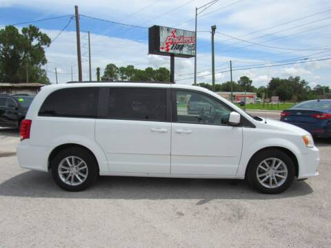 2014 Dodge Grand Caravan for sale at Checkered Flag Auto Sales EAST in Lakeland FL