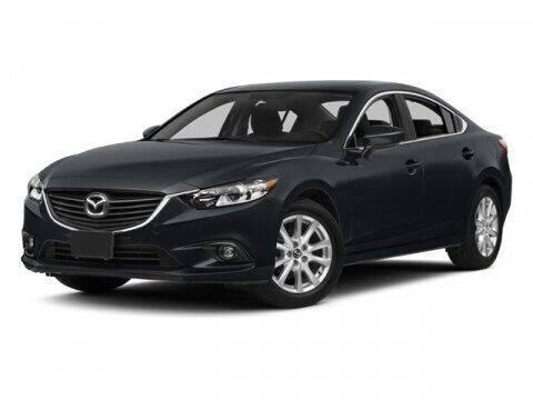 2014 Mazda MAZDA6 for sale at TRAVERS GMT AUTO SALES - Traver GMT Auto Sales West in O Fallon MO