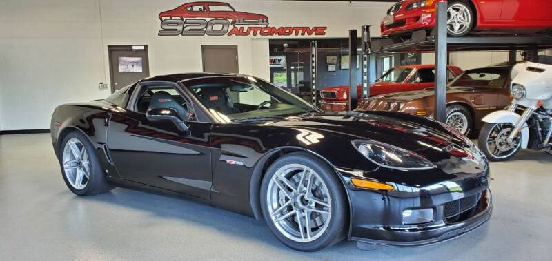 2006 Chevrolet Corvette for sale at 920 Automotive in Watertown WI