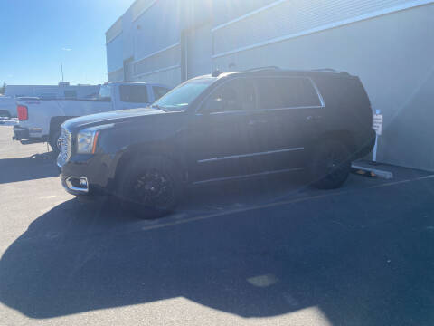 2018 GMC Yukon for sale at Truck Buyers in Magrath AB
