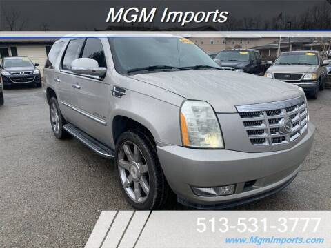 2007 Cadillac Escalade for sale at MGM Imports in Cincannati OH